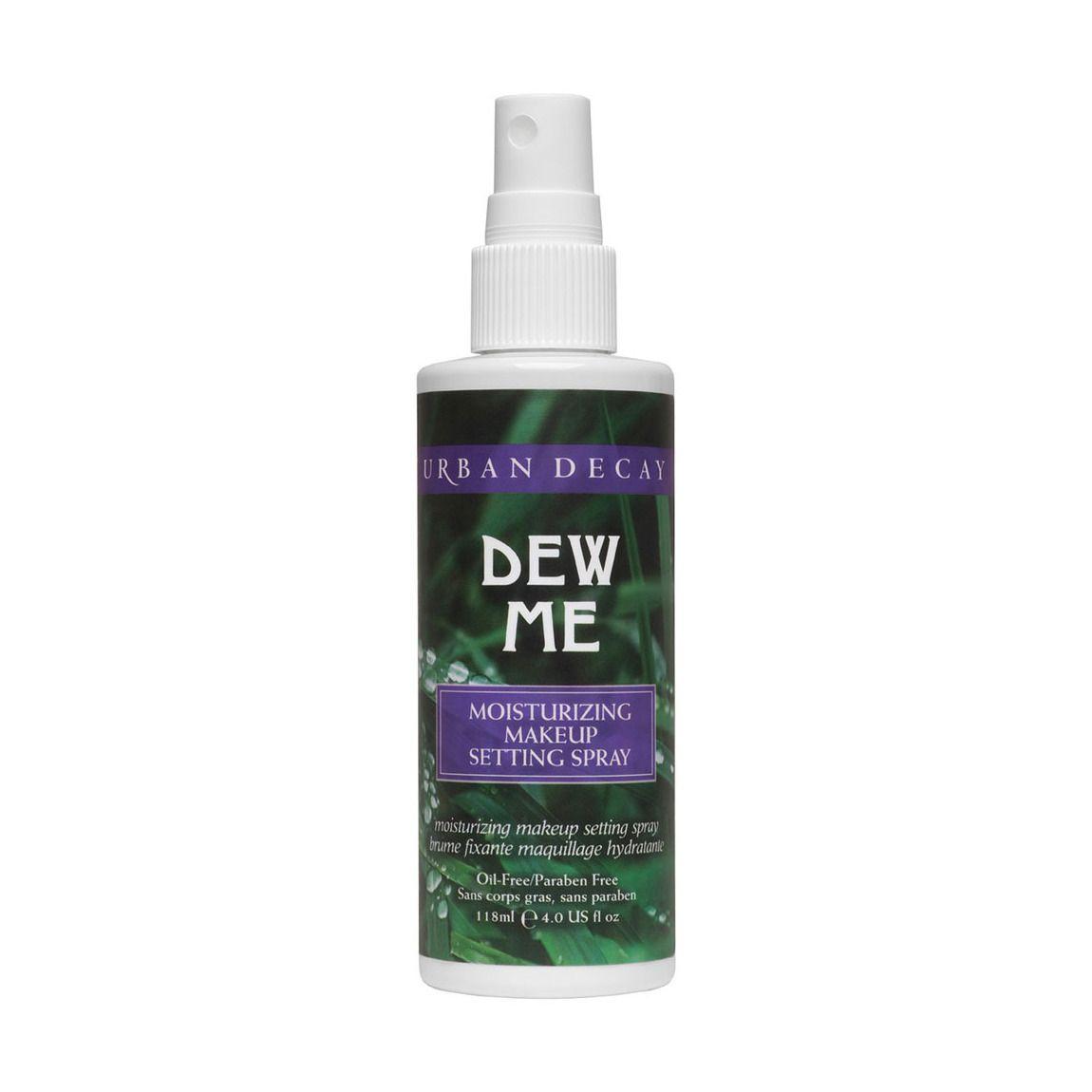Urban Decay Dew Me Moisturizing Makeup Setting Spray