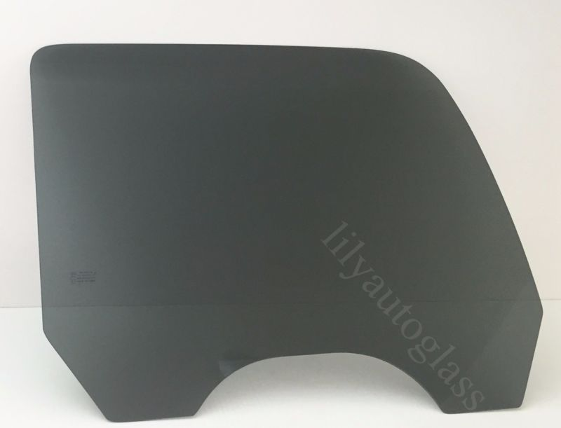 Fit 01 06 Chevy Silverado Gmc Sierra Driver Side Left Rear Door Window Glass Ebay Door Window Glass Silverado Chevy Silverado