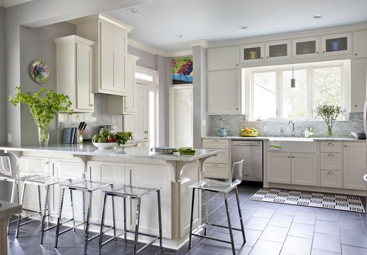 Elegant Eclectic Ceramic Tile Is From Emser  Moda 10X20 Pece Inspiration 10 X 20 Kitchen Design Decorating Inspiration