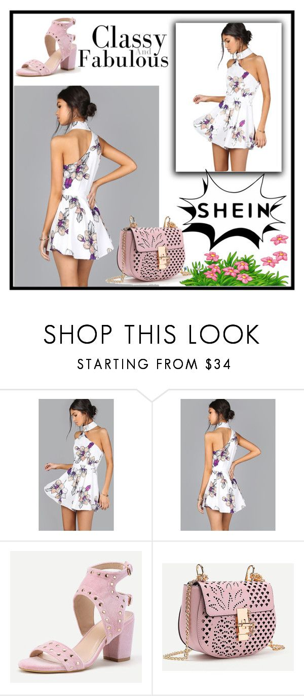 """shein # 1"" by begicdamir ❤ liked on Polyvore"