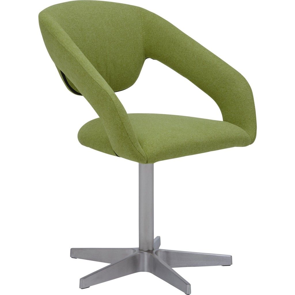 dieter knoll stuhl edelstahl silber gr n jetzt bestellen. Black Bedroom Furniture Sets. Home Design Ideas