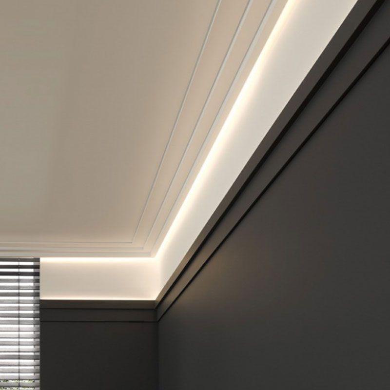 San Francisco L3 Molding For Indirect Lighting Inviting Home Cove Lighting Ceiling Lighting Design Interior Ceiling Light Design