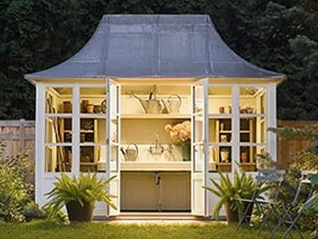 Man Cave Woman Shed : No husbands allowed in my shed these women built their own