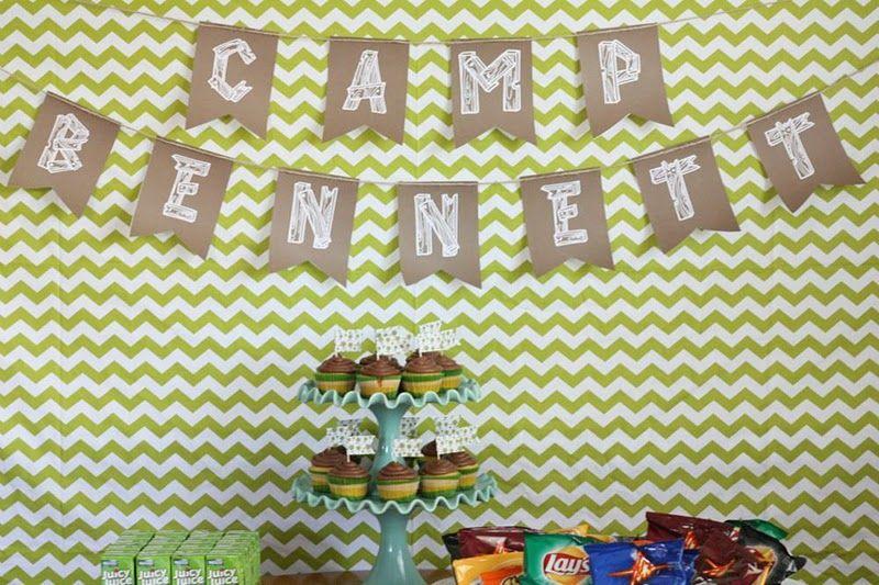 Camp Banner