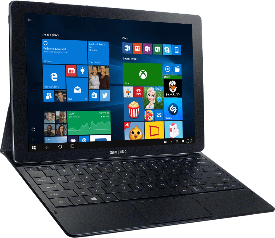 Galaxy Tabpro S Snap Into Action Laptop Store Bluetooth Headphones Wireless Tablet