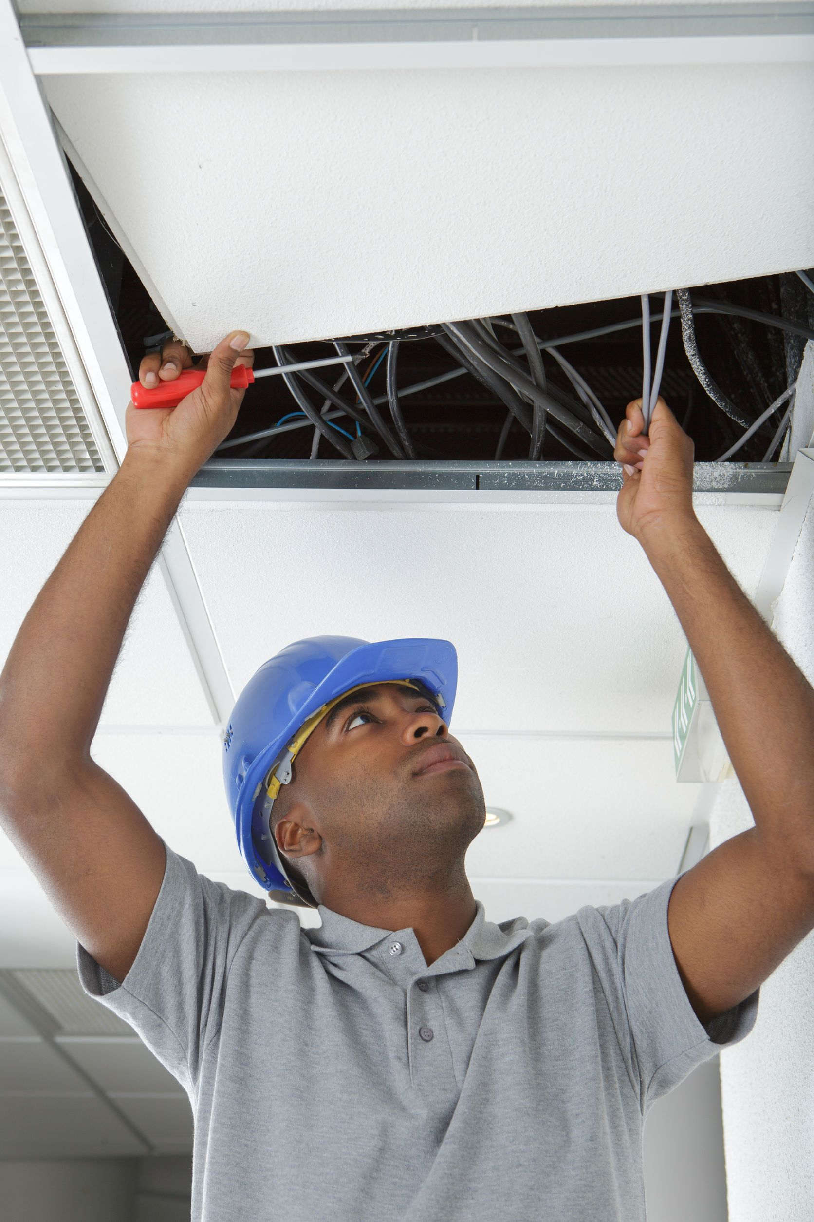 Installing a smoke detector in your home is necessary to