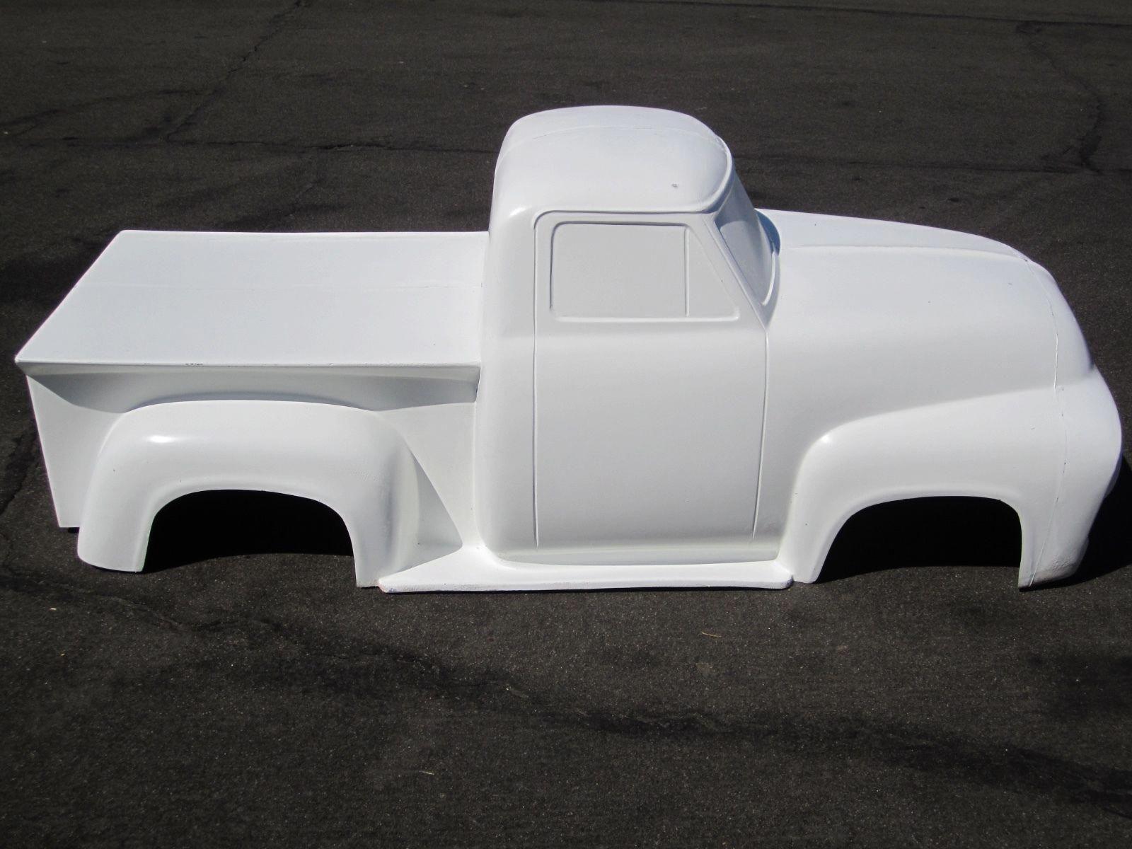 1953 Ford F 100 Truck Hot Rod Stroller Go Kart Fiberglass Body 1954 1955 1956 599 99 This Is A 1953 Ford F 100 Truck Fib Ford Trucks Go Kart Classic Trucks