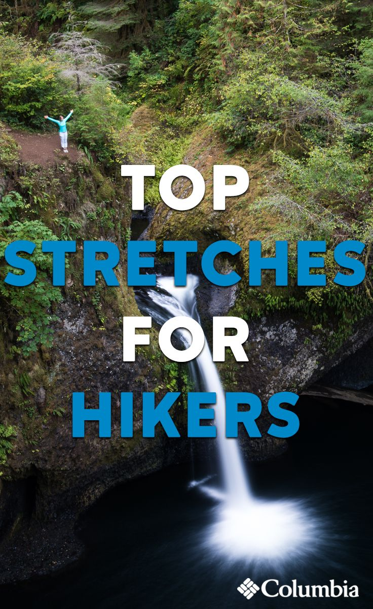 Photo of Stretches for hikers