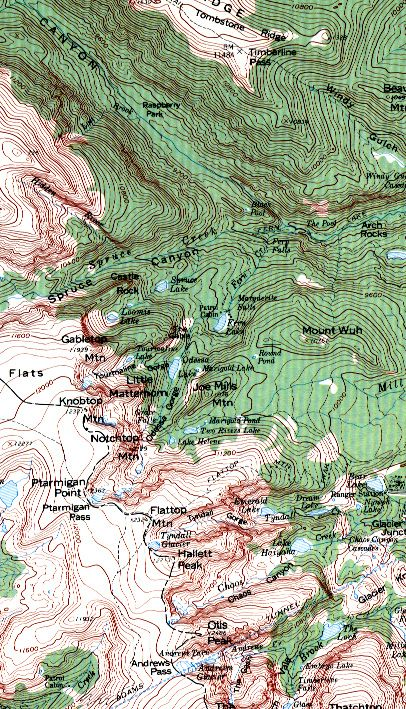 Topographic Map Rocky Mountains.Topographical Map Of Rocky Mountains Maps Pinterest Map