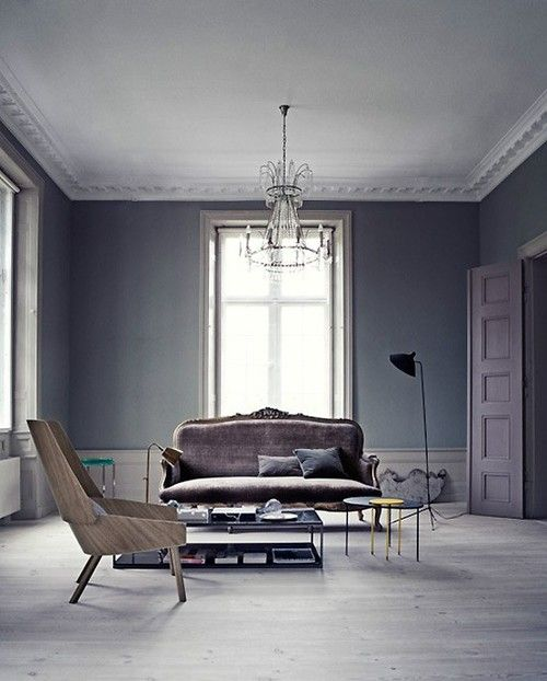 Beautiful interior shot from Heide Lerkenfeldt.