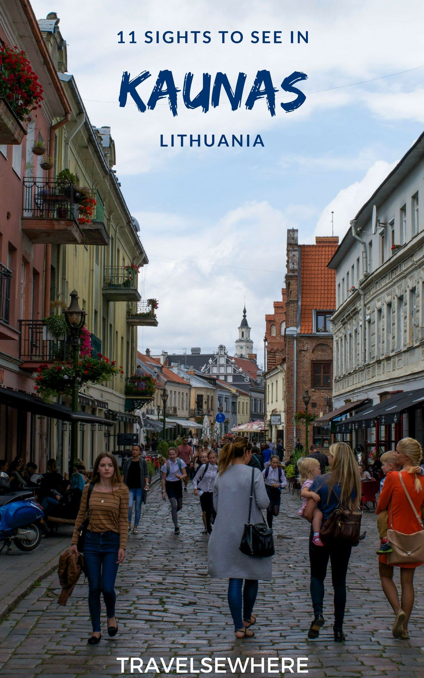 Sights of Lithuania: photos with descriptions, what to see, interesting facts 55