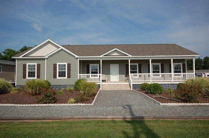 Titan Mobile Homes >> 2909 64X32 CK3+2 HERITAGE MOD | home plans | Clayton homes, Oakwood homes, Modular home plans