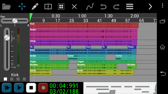 Audio Evolution Mobile