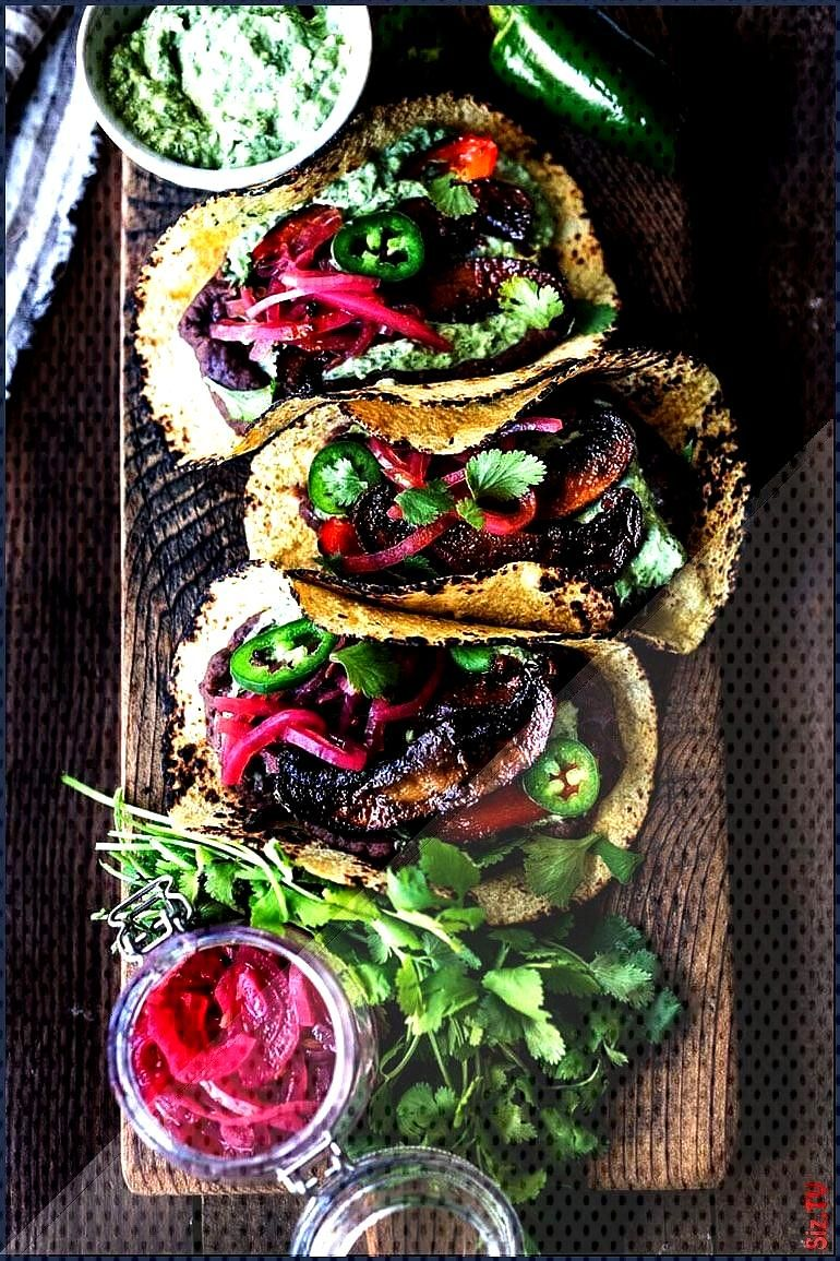 vegan taco recipes make for the ideal comfort food for meat-free lovers Perfect for lunches and din