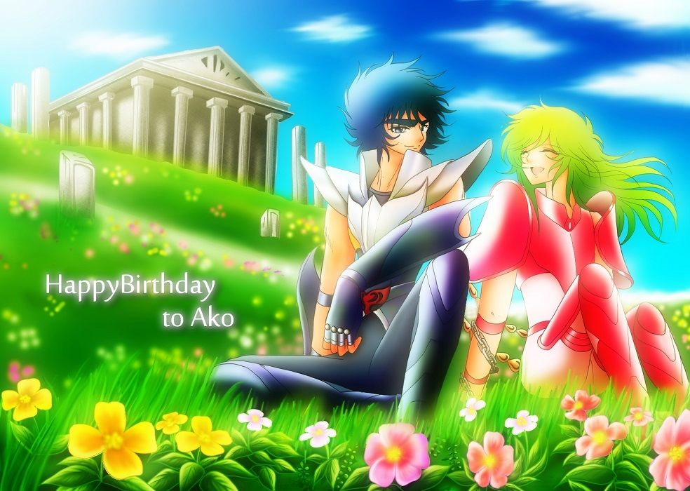 5月サイト絵まとめ 1 聖闘士星矢 ロマンスアニメ 絵