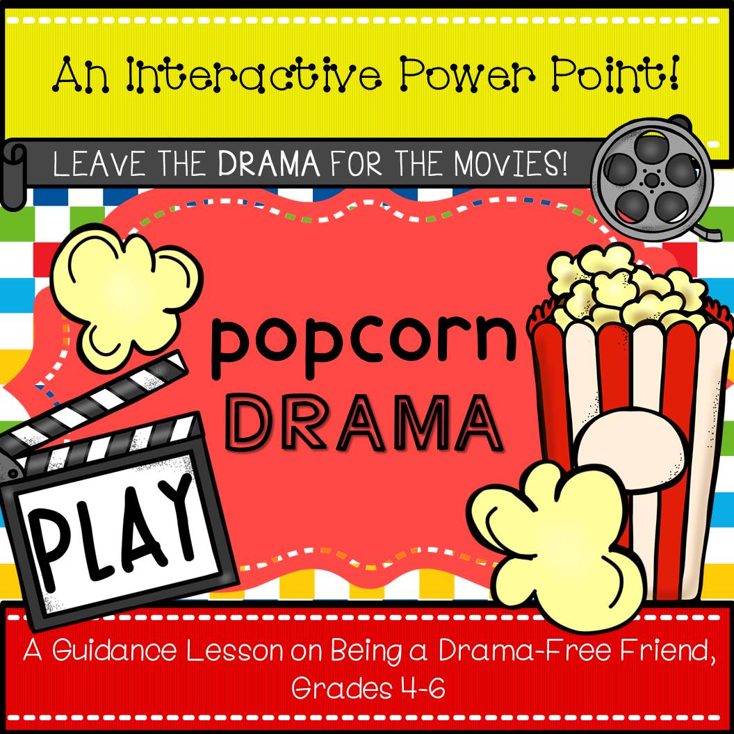 Interactive Guidance Lesson On Being A Drama Free Friend