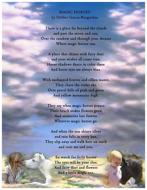 Funny Horse Poems | Pet therapy, which includes horse therapy is something we should all ...