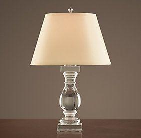 Table Lighting Restoration Hardware Lampe De Chevet Chevet Maison