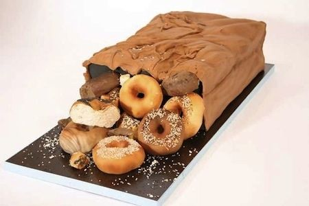 AWESOME! 30 Cakes that look like other things