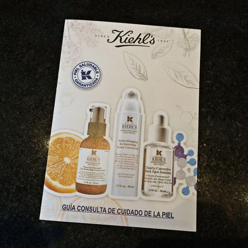 Kiehls colombia - cosmetica masculina www.elpersonalshopper.com