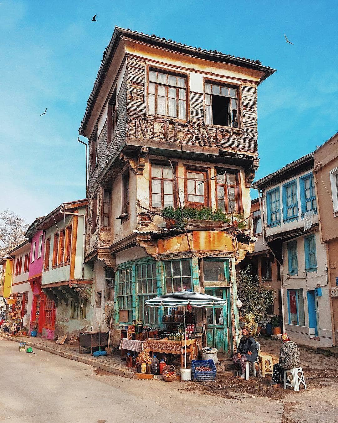 Tirilye, Turkey By @mstfatyfn . 👉 Follow The Featured Feed