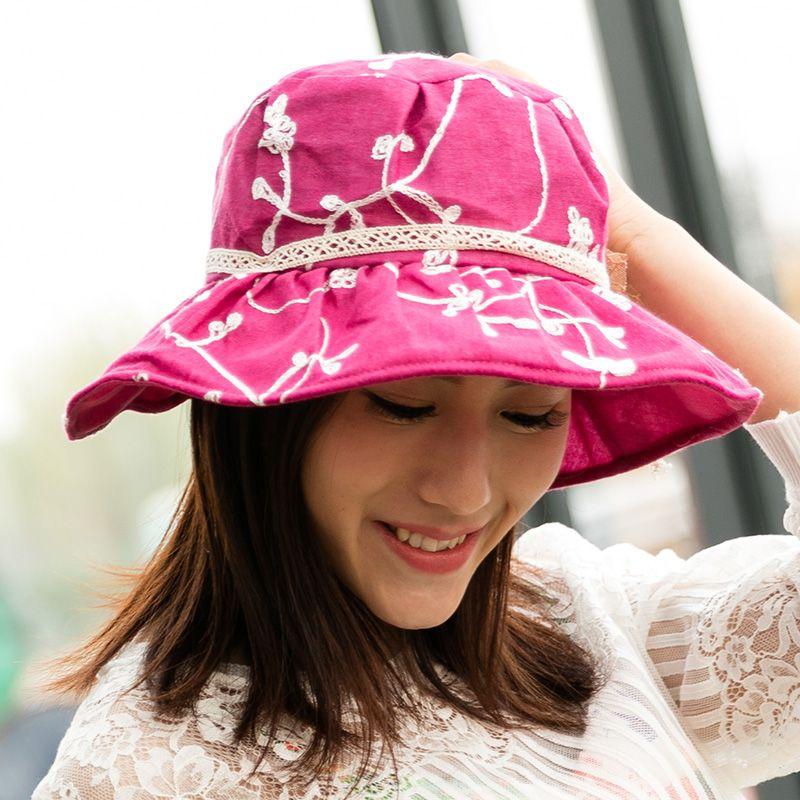 Summer Beach Hats For Women Elegant Wide Brim Hats Chapeu de praia Feminino Travel Outdoors Cap Sombreros Mujer Verano Panama