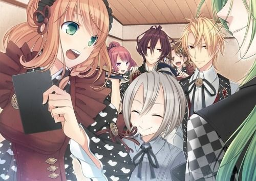 Amnesia 720p BD Dual Audio One click download the anime at    | 1