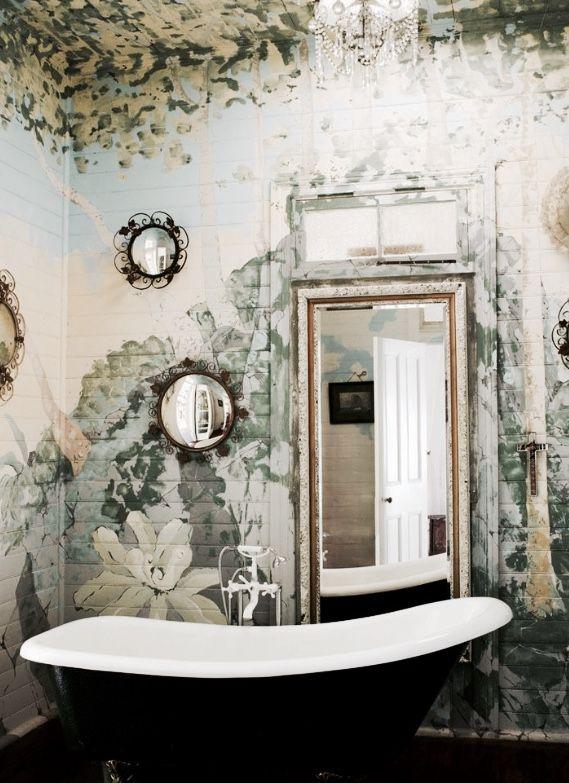 fairy bathroom