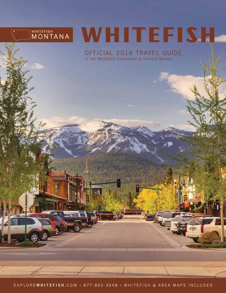 Whitefish Montana Travel Guide 2016 Whitefish montana