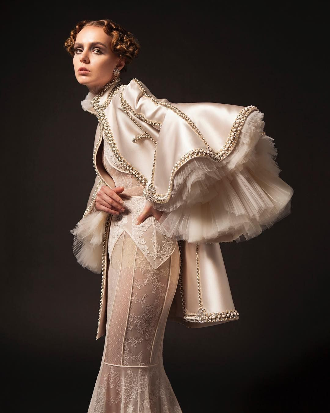 SS17: The Royal Haute Couture Collection by Krikor Jabotian