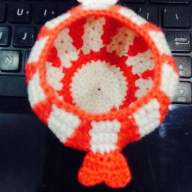 #crochet #basket #nopattern