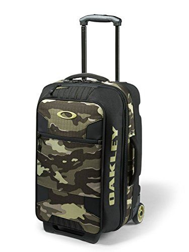 Oakley Mens Long Weekend Carry On Olivecamo One Size You Can Get Additional Details At The Image Link Oakley Bag Carry On Luggage Oakley
