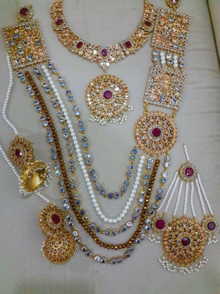 d9af4342e71c Multani Pattie Set Kashif kundan jewellery manufactures Tariq Road Made  by kashif kundan Mobile whatsaap viber IMO 00923002090060  SMS 0323-0336 2090060