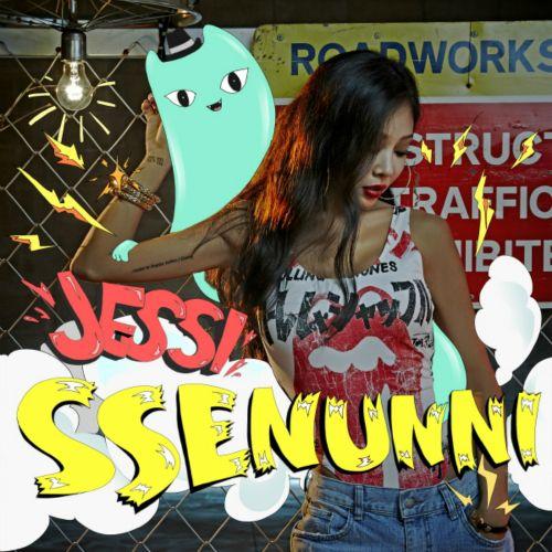 Jessi (Lucky J) – SSENUNNI (2015.09.15)
