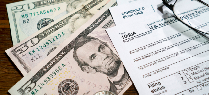 Home Tax extension, Tax deductions, Federal tax