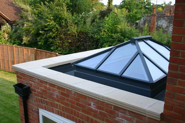 Roof Lanterns In Surrey Hampshire Berkshire Roof Lantern Flat Roof Extension Bungalow Extensions