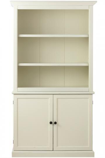 Martha Stewart Living™ Ingrid Bookcase with Doors