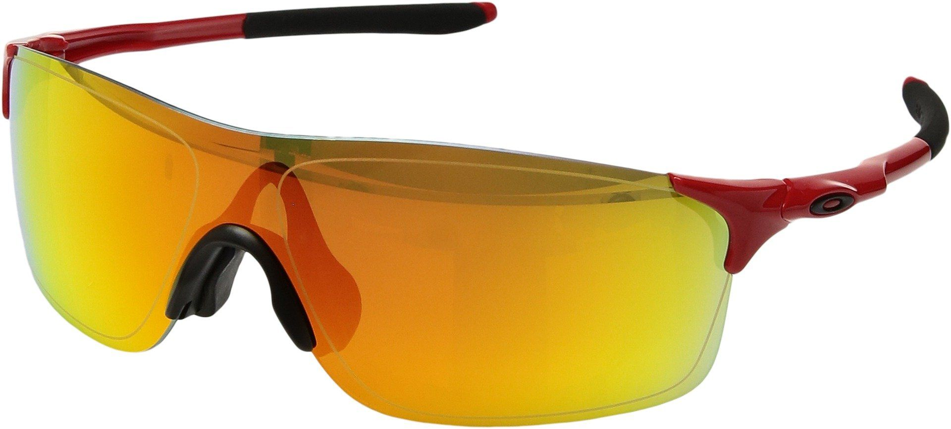 f826c743fd Oakley Mens Evzero Pitch a NonPolarized Iridium Rectangular Sunglasses  Infrared 38 mm   Find out more about the great product at the image link.