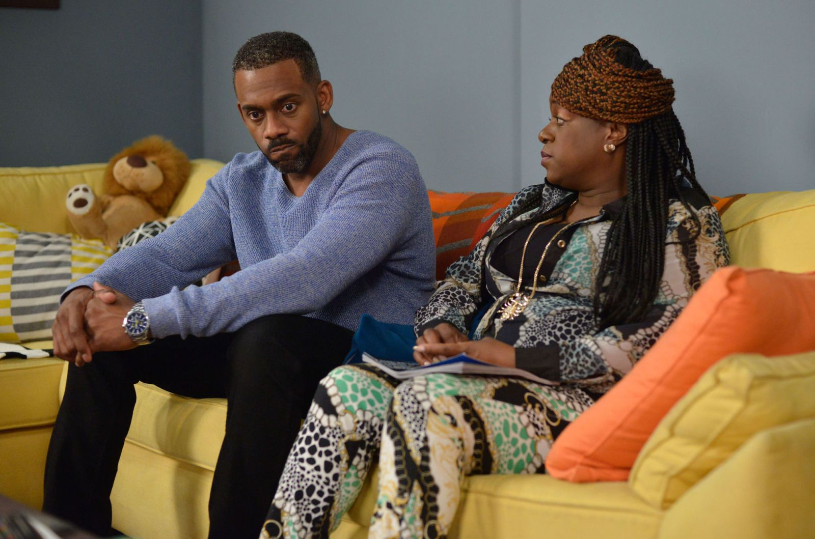 EastEnders star promises answers over Vincent's exit Stars