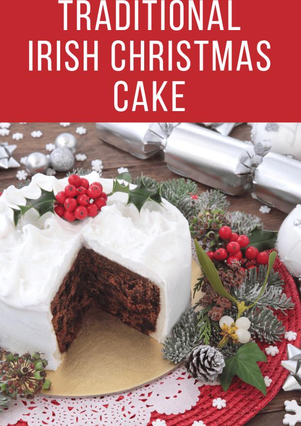 Traditional Irish Christmas Cake: recipe and advice for a perfect Christmas Cake christmas ...