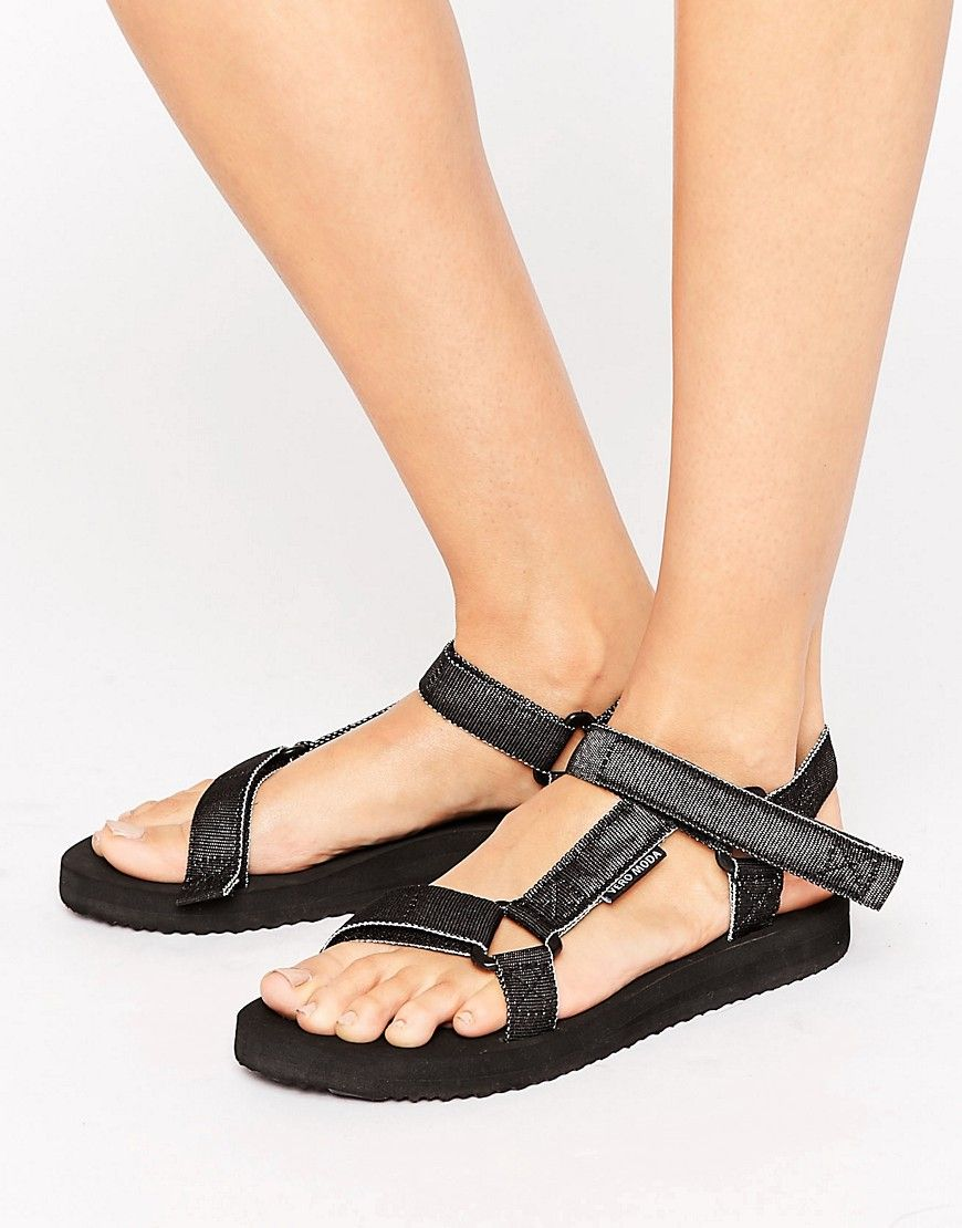 Shop Vero Moda Side Buckle Sandals at ASOS.