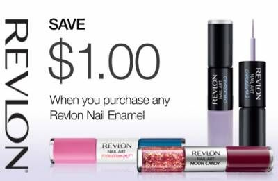 photograph regarding Revlon Printable Coupon known as Coupon - Conserve $1 upon #Revlon Nail Tooth Discount codes Canada