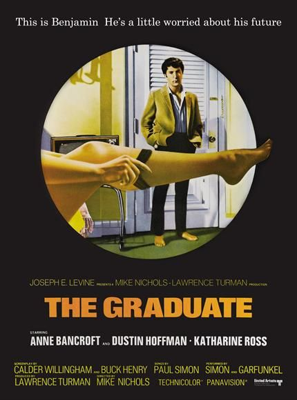 the graduate. The book AND the movie