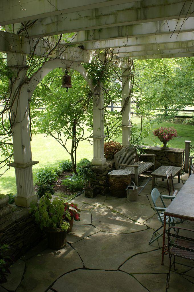Outdoor Dining 3 Garden Outdoor Rooms Pergola