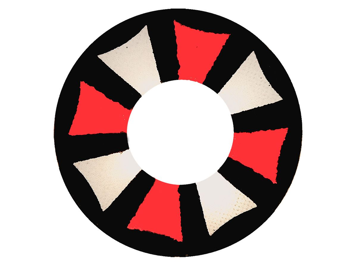 23 95 Resident Evil Contacts Are Black Red And White With The Umbrella Corporation Logo Fanning To Th Resident Evil Halloween Contacts Umbrella Corporation