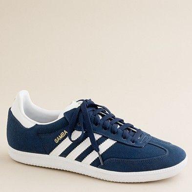 navy blue samba adidas