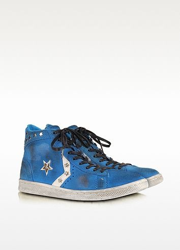 converse limited edition blu