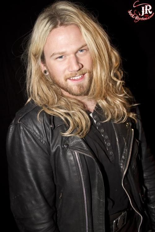 Blonde Male Singers Nathan James Celebrity Singer Musicians