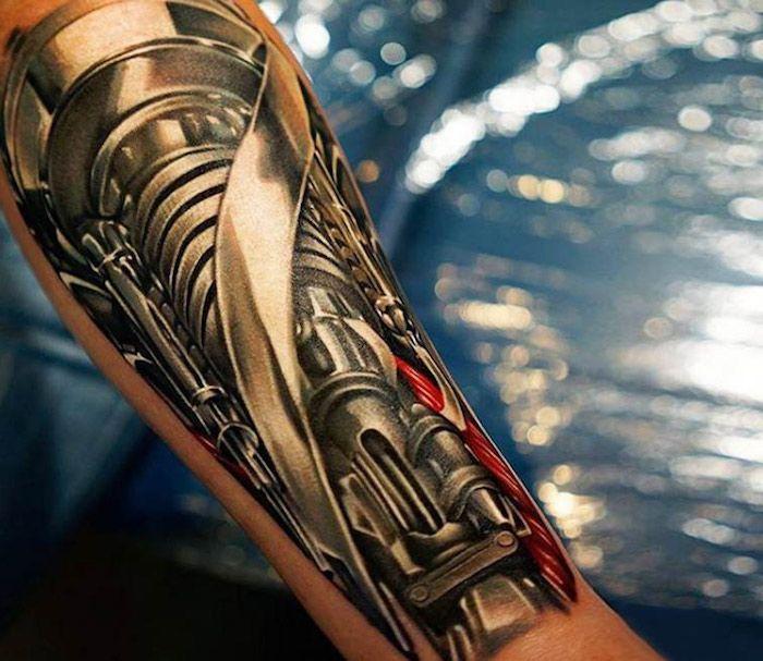 Tattoos motive männer arm 50 einzigartige