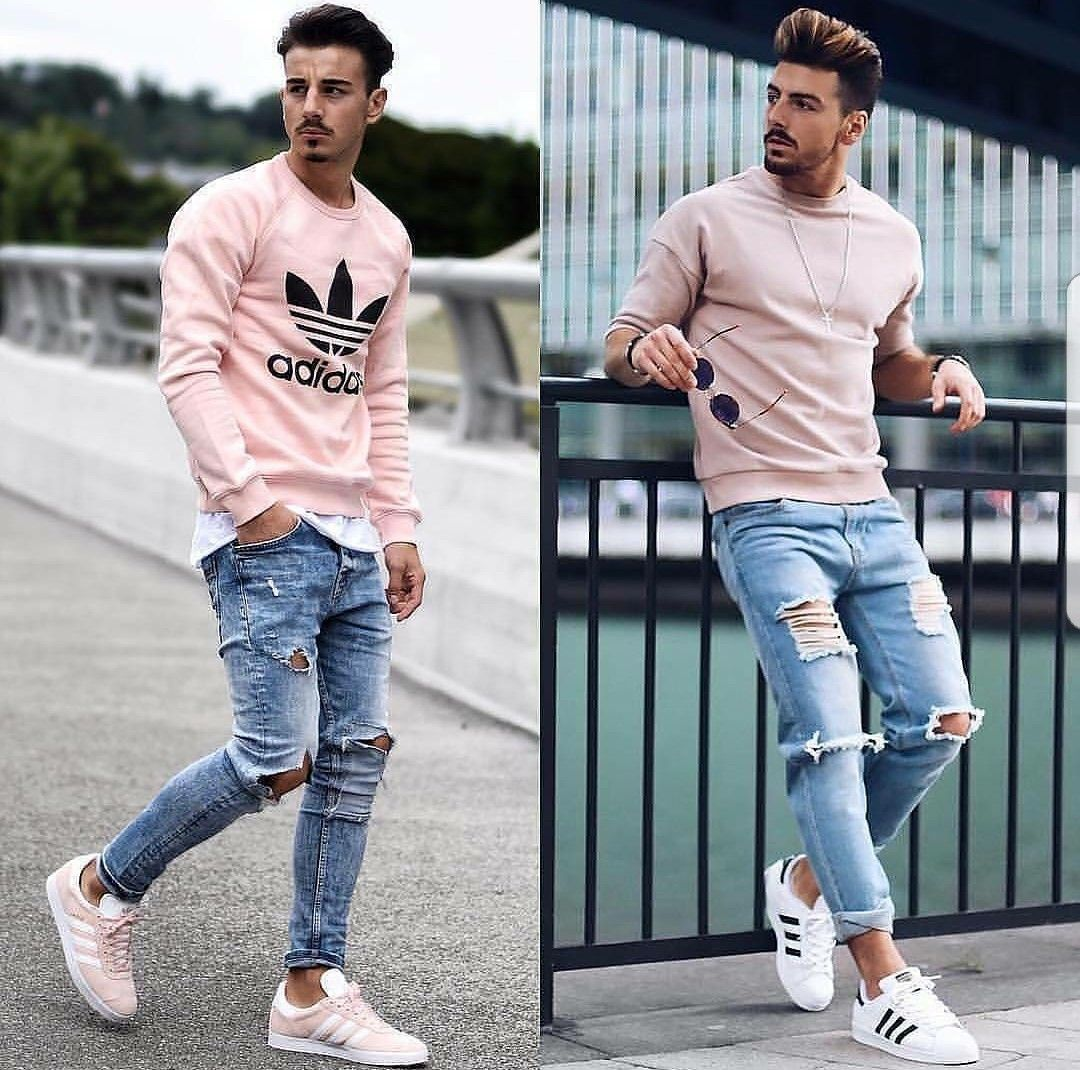 Pin By Og Netra On New Style Pinterest Moda Masculina Urbana